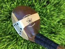 New Tad Moore Hickory Shaft Driver