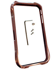 Protection Cleave Bumper Aluminium Bronze pour iPhone 4 4S