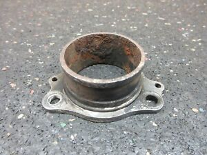 1990 Honda CR125 Exhaust manifold flange joint 90 CR 125 18352-KZ4-700