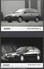 PRESS - FOTO/PHOTO/PICTURE - Suzuki Alto/Swift Set of 10 Photos