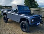 1989 Land Rover Defender  Land Rover Defender 110 Pickup - 105,000 miles 2 inch lift kit - Solid Chassis