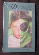 The Oz Wonderland Chronicles Slipcase Buy Me Toys Sealed #0-3 Alex Ross Cover