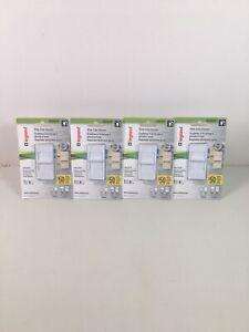 Legrand Pass & Seymour WSCL450TCCCV4 Wide Slide Dimmer Switch (4 Pack) New