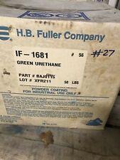 #27 Green Urethane
