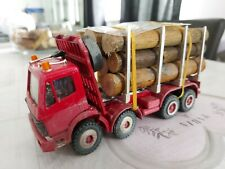 Conrad 1:50 diecast construction truck logger code 3 equipment