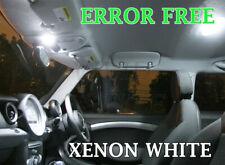 FOR MINI COOPER R50 R53 2003-2006 XENON WHITE FULL INTERIOR LED LIGHT SET BULBS