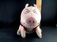 SHONEN JUMP Anime Plush STUFFED ANIMAL Toy Doll Masashi Kishimoto Pig pink