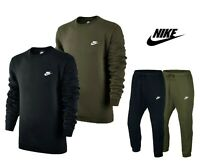 Nike Mens Tracksuit Bottoms Sweatpants Sweatshirts Sportswear Joggers Top Fleece