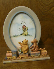 "Classic Pooh by Michel #65178 ""Pooh Frame"", Mint 7.75"" NEW from our Retail Store"