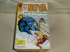 NOVA n° 106 de 1986- SPIDER MAN - LES FANTASTIQUES IRON MAN comme neuf.