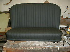 HOT ROD, RAT ROD,32 FORD BOMBER BENCH SEAT WITH SEAT TRACKS