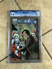 DOCTOR WHO #12 cgc 9.8 11th Doctor ONGOING IDW from 2011 with AMY & RORY