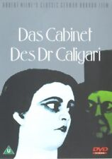Das Cabinet Des Dr Caligari [1919] [DVD]- New - Sealed - Region 1