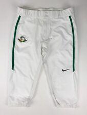 76fe42fdd8e907 New Nike Women s M Oregon Ducks Vapor Elite 3 4 Softball Pants White MSRP   110