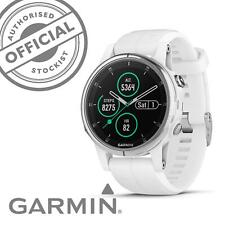 Garmin Fenix 010-01987-01 5S Plus White Mens Smartwatch RRP £699.99