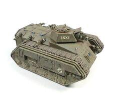Warhammer 40k Armee Astra Militarum Imperial Schutz Chimera Lackiert