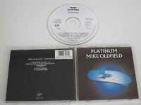 MIKE OLDFIELD/PLATINUM(VIRGIN CDV 2141/0777 7 86428 2 4) CD ÁLBUM
