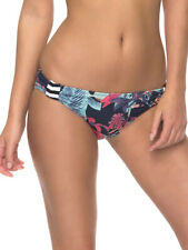 Roxy Bikini Bottom 70s Fantastic Garden Tropical Sml UK8 BNIB Beach