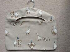 New Ducks Peg Bag