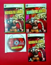 Borderlands - XBOX 360 - USADO - MUY BUEN ESTADO