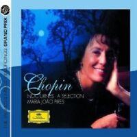 MARIA JOAO PIRES - NOCTURNES  CD NEW+