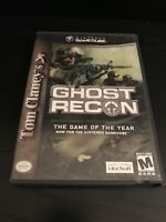 Nintendo GameCube Tom Clancy's Ghost Recon (Complete) Game Of The Year