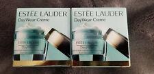 2 Estee Lauder DayWear Creme 15 SPF .5 oz NIB