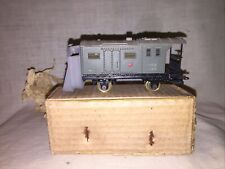 Vintage Pocher HO 180/2 SBB Rotary Snow Plough