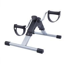 Mini Foldable Pedal Exerciser Bike Leg Arm Fitness Machine Electronic Display