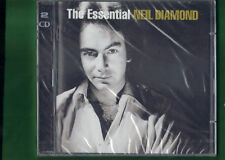 NEIL DIAMOND - THE ESSENTIAL DOPPIO CD  NUOVO SIGILLATO