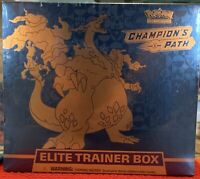 Pokemon TCG: 3.5 Champion's Path - Elite Trainer Box SEALED IN HAND