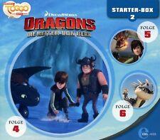 DRAGONS-DIE REITER VON BERK - (2)STARTER-BOX 3 CD NEU