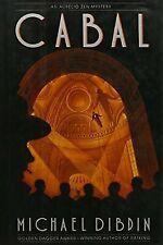 Cabal Dibdin, Michael Hardcover Used - Very Good