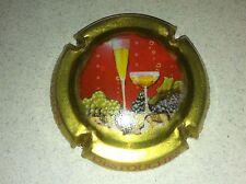 Capsule de Champagne SENDRON-DESTOUCHES (17. contour or)
