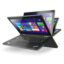 Lenovo S1 Yoga ThinkPad Laptop Computer i5 4GB RAM 180GB SSD Win 10 Touchscreen!