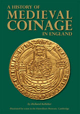 A History of Medieval Coinage in England  **Free P&P**