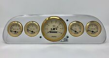 1960 1961 1962 1963Ford Falcon Gauge Dash Cluster Gold