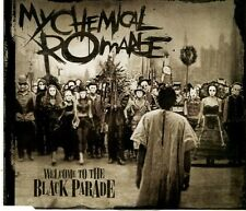 MY CHEMICAL ROMANCE Welcome to the black parade  2 TRACK CD  NEW - NOT SEALED