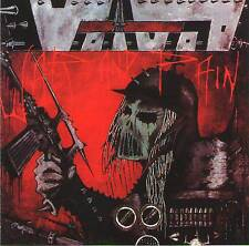 VOIVOD - WAR AND PAIN (1984) =RARE CD= Jewel Case+FREE GIFT Hard Rock Thrash