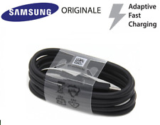 CABLE DATA ORIGINAL TYPE-C FOR GALAXY S8 A5 2017 A3 2017 Nokia 8 BLACK