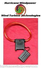 DC Maxi Fuse Holder Waterproof - Inverter Wind Turbine Generator Solar Panel