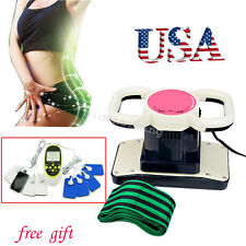 Variable speed vibration beauty Slim Sliming machine Body Massager massage+gift