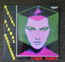Cyber People – Digital Signal Processor Label: Memory Records – MEMIX 070