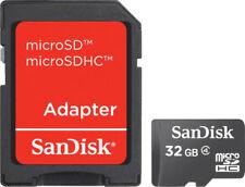 Tarjetas de memoria SanDisk para teléfonos móviles y PDAs, clase 4 SD