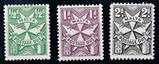 [68837] Malta 1967 Postage Due Perf. L12 MNH