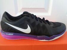 Nike Da Donna Dual Fusion TR 4 UK 3 antracite metallizzato platino 819021004