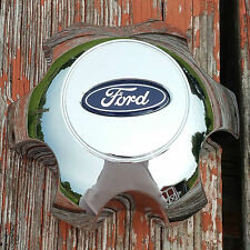 NEW 09-13 Ford Expedition F150 OEM Chrome Center Cap w/ Blue Oval 9L34-1A096-FB