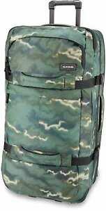Dakine Split Roller EQ 75L Travel Bag Mens Sz 75L Olive Ashcroft Camo