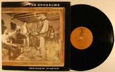 The Opossums Marsupial Eruptus Lp Nm unplayed Alt Rock Picnic Horn Ann Arbor
