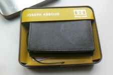 "Joseph Abboud "" Genuine Leather Billfold Wallet"
